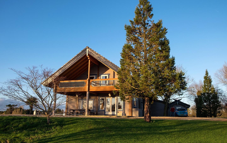Mayo Landing at Lake House Holidays