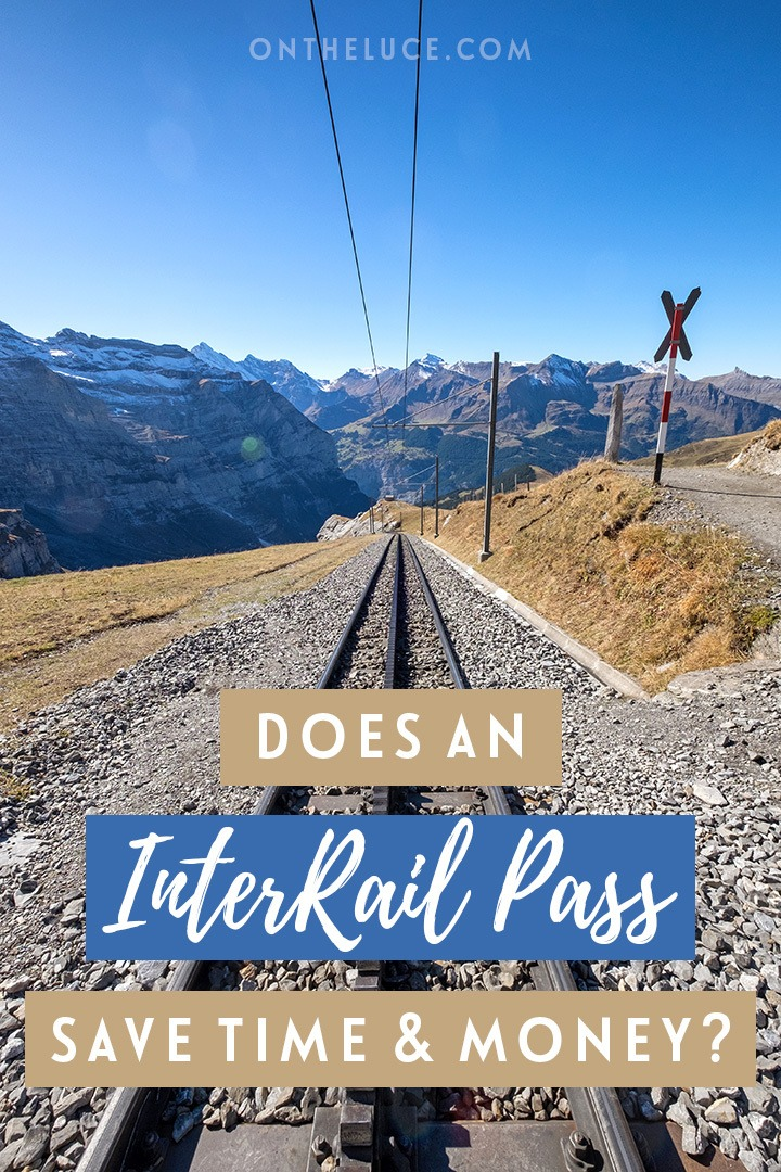 Travelling around Europe by train – does an InterRail Pass save money and time, or is it quicker and cheaper to book single tickets if you're planning a budget European rail trip? #InterRail #Eurail #traintravel