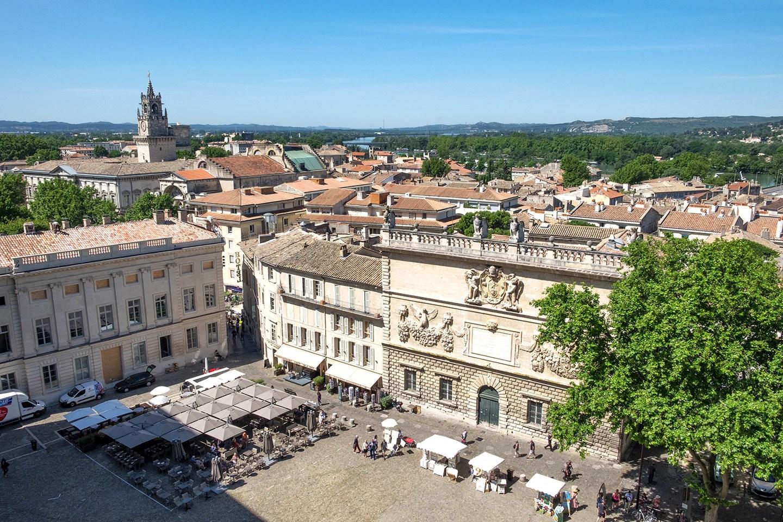 Avignon views