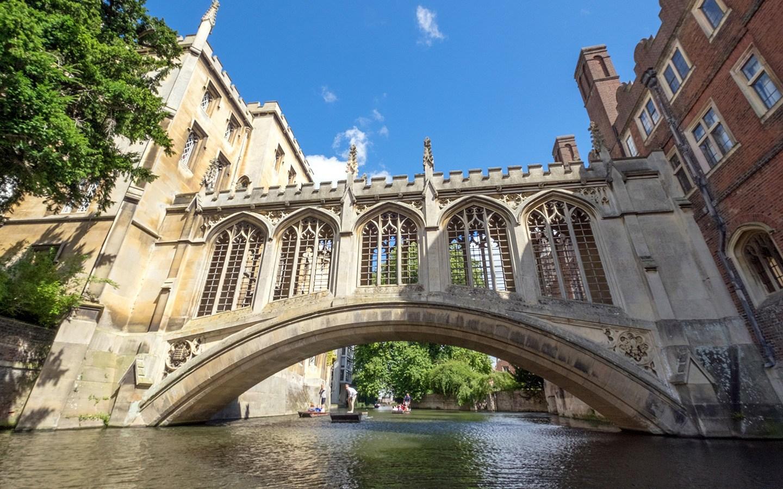 A weekend in Cambridge, England