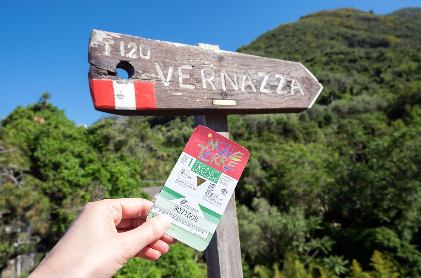 The first-timers guide to visiting the Cinque Terre – Cinque Terre Card