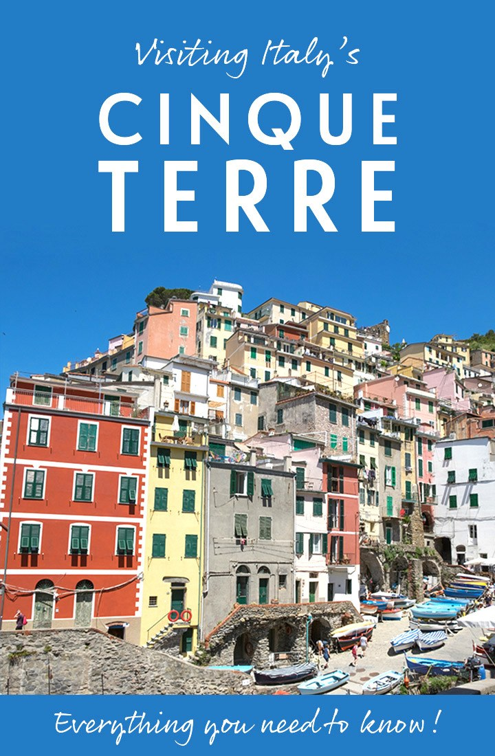 A guide to the Cinque Terre, Italy – everything you need to know to plan your perfect Cinque Terre trip, from when to visit and where to stay, to the walks and transport | Visiting the Cinque Terre | Cinque Terre travel guide | Cinque Terre guide | Things to do in the Cinque Terre Italy