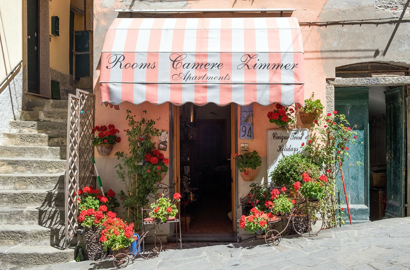 Where to stay – The first-timers guide to visiting the Cinque Terre