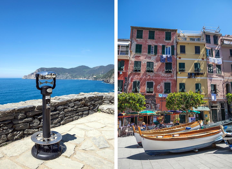 Vernazza in the Cinque Terre, Italy