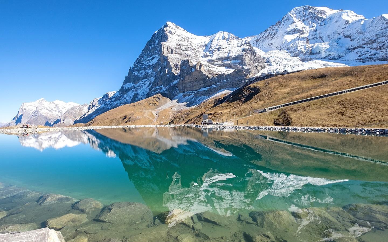 Switzerland's scenic mountain railways