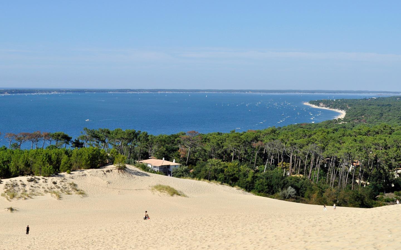 The Dune du Pyla, southwest France