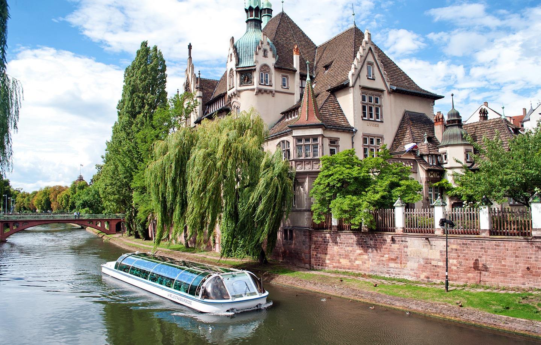 Strasbourg's canals