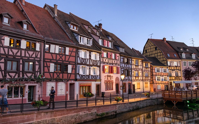 Colmar: France's fairytale town