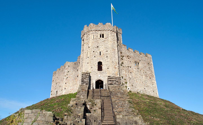Cardiff Castle Wales weekend