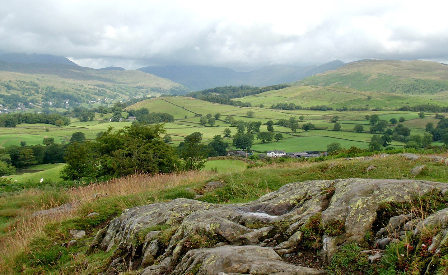 Lake District weekend in England