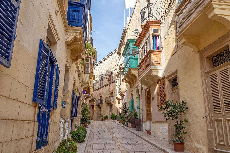 Vittoriosa in Valletta, Malta