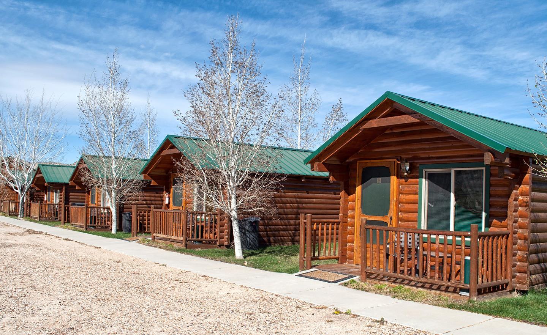 Bryce Country Cabins in Tropic, Utah