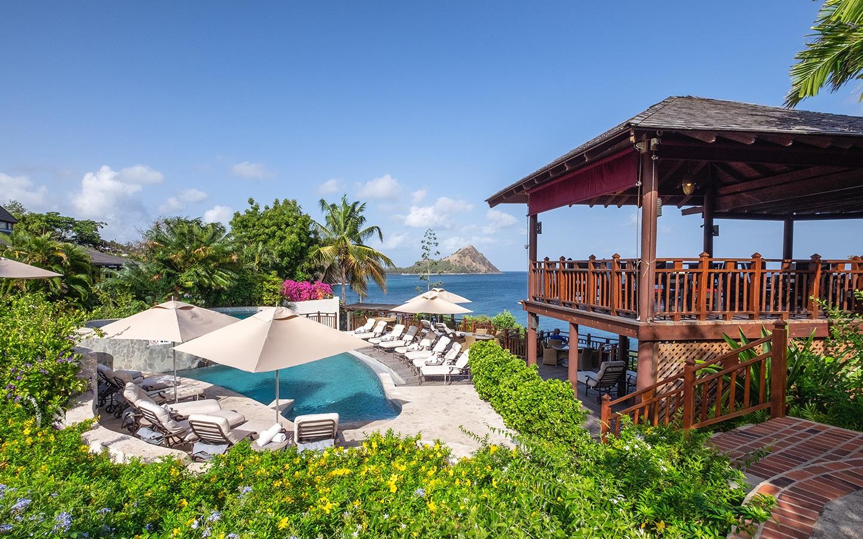 Cap Maison resort Saint Lucia