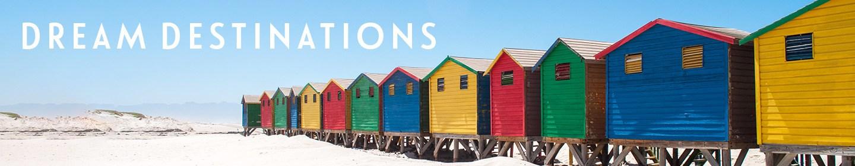 Dream destinations On the Luce travel blog