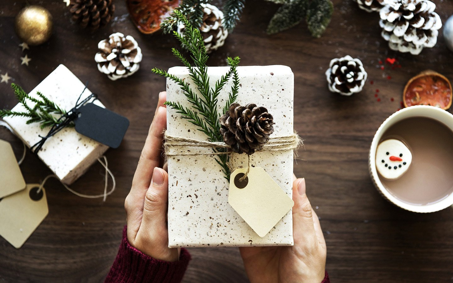 Over 20 affordable Christmas gifts for travel lovers in 2019, featuring sustainable travel kit, packing tools, home decor and wanderlust-inspiring books.