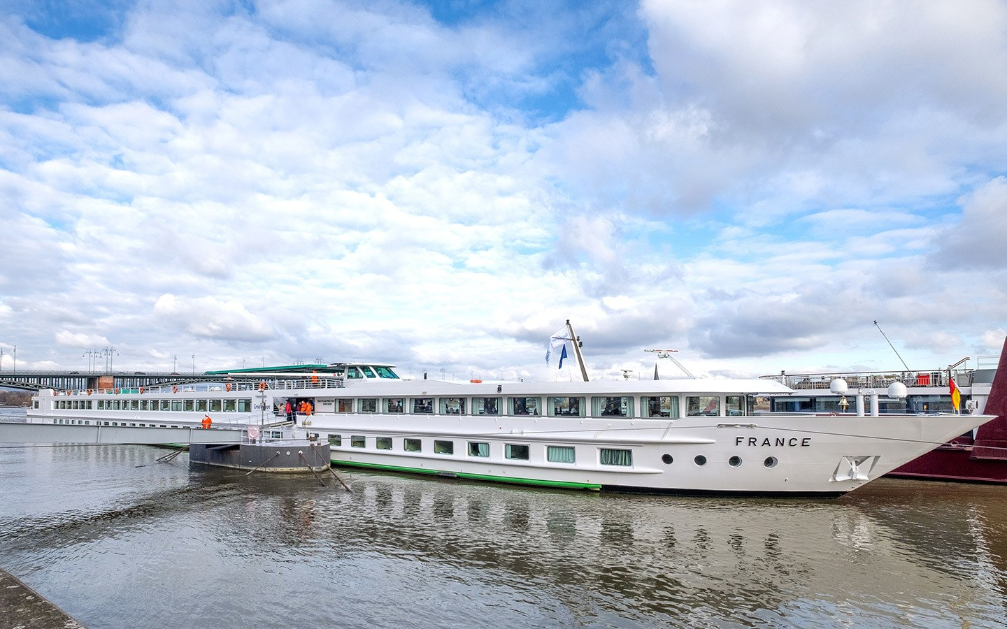 What's it like on a CroisiEurope river cruise?