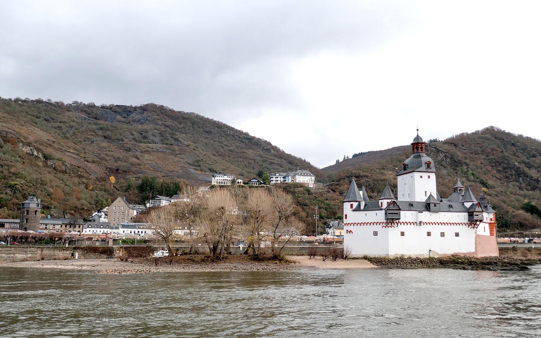 A Rhine river cruise