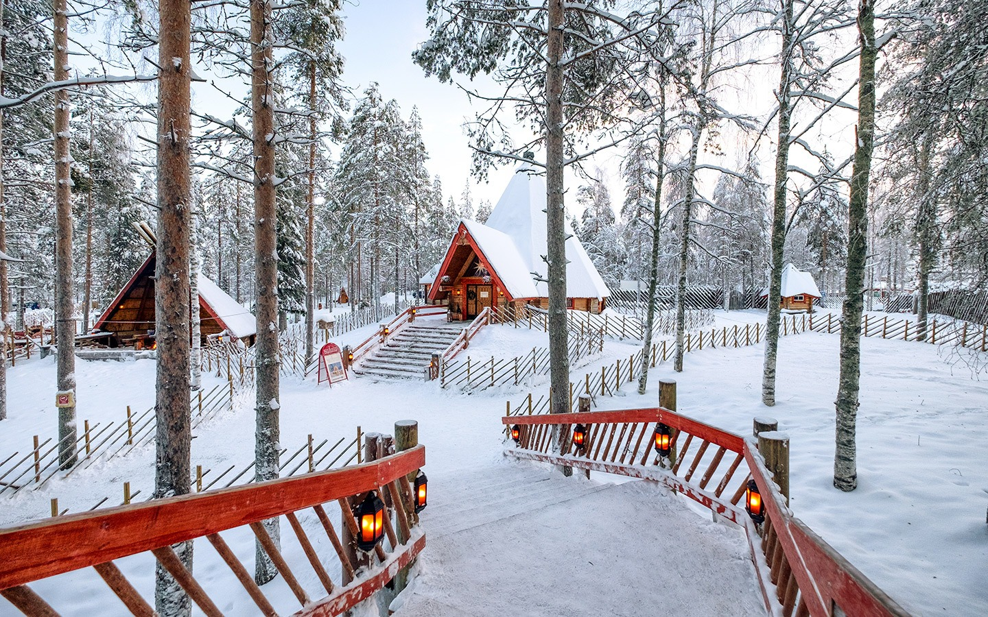 What does it cost? 5 days in Lapland