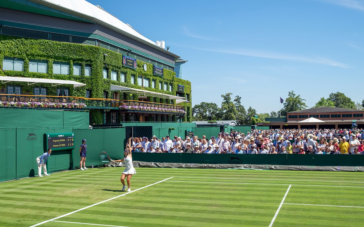 The first-timer's guide to visiting Wimbledon Tennis Championships