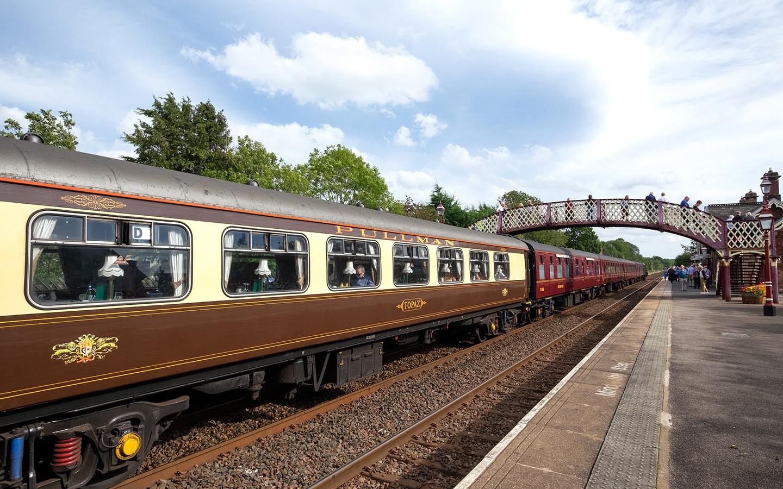 Steam Dreams: The Settle to Carlisle railway by steam train
