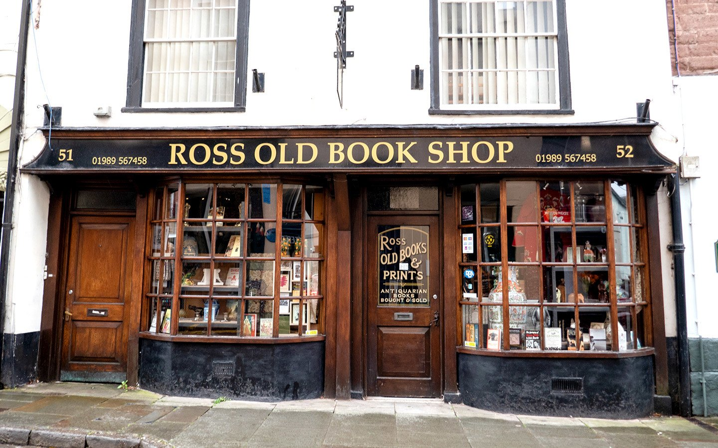 Ross-on-Wye Old Book Shop