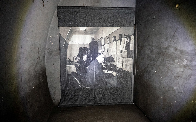 Office space in Down Street underground bunker