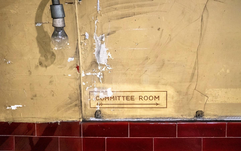 Hidden London tours: The secrets of Down Street Tube station