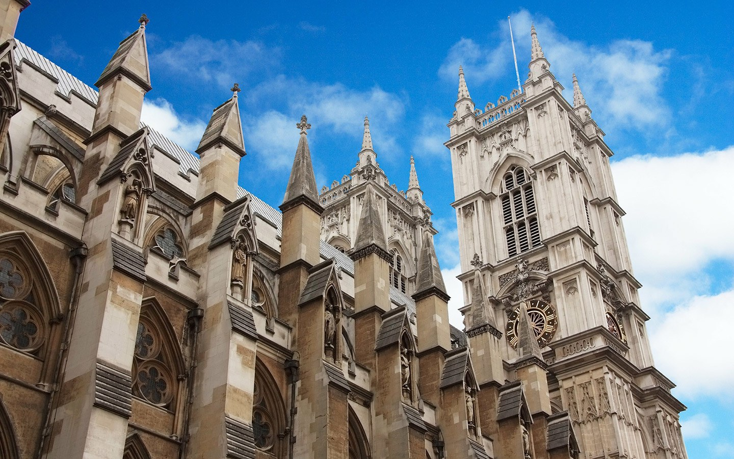 Westminster Abbey London film location