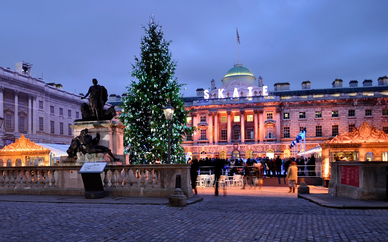 Somerset House London film location