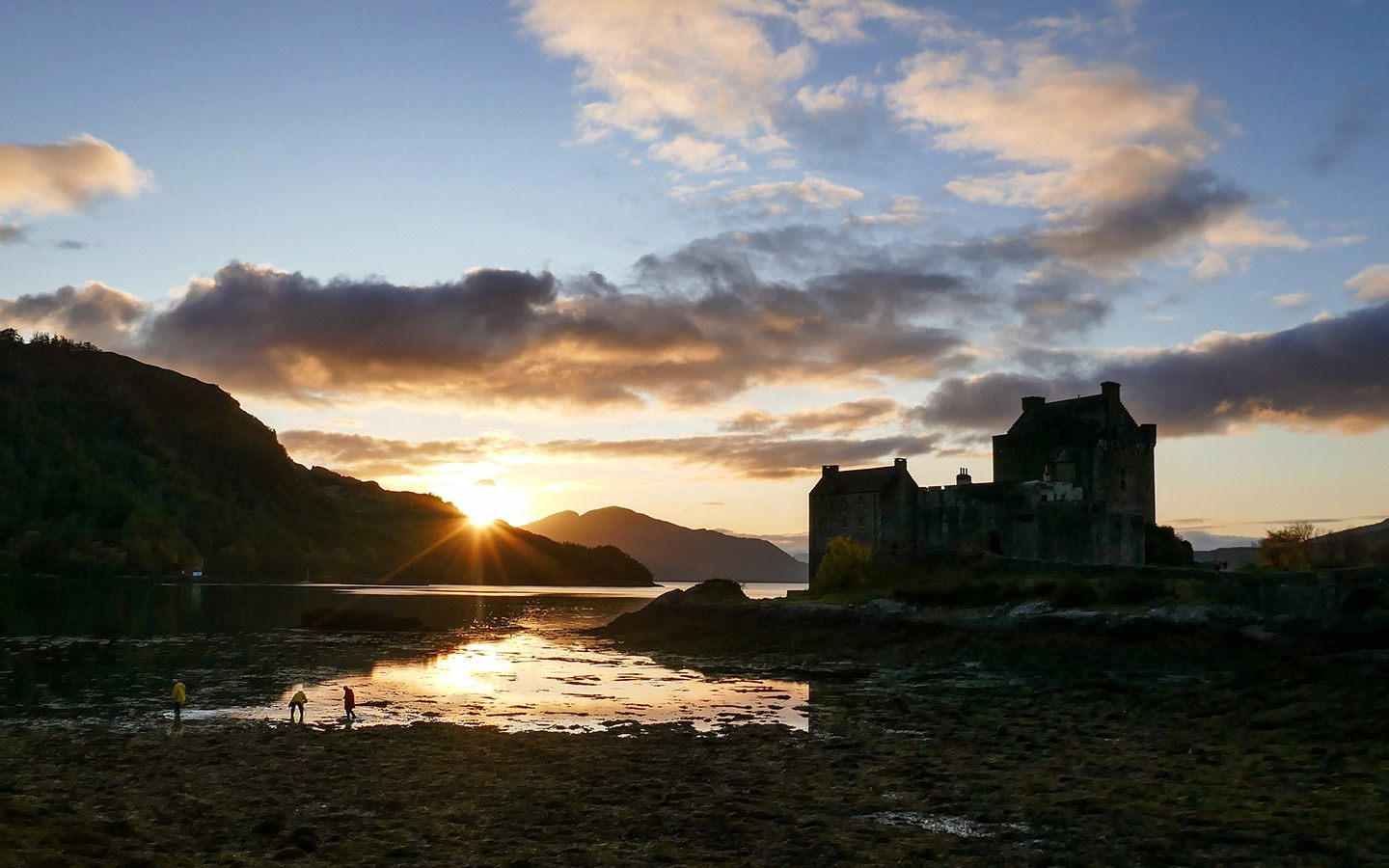 One-week scenic Scotland by train itinerary