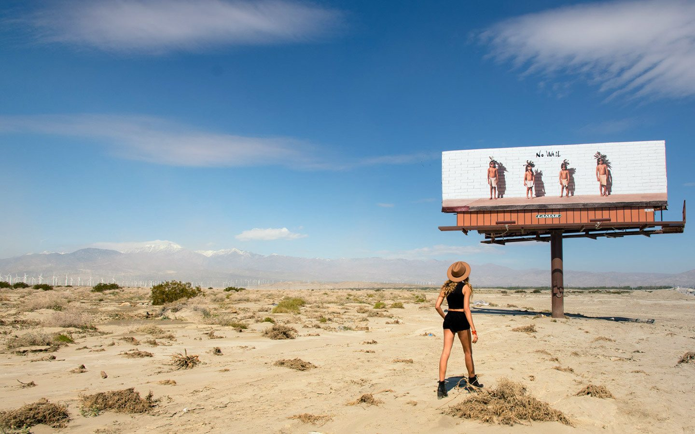 Art in the Coachella Valley, California
