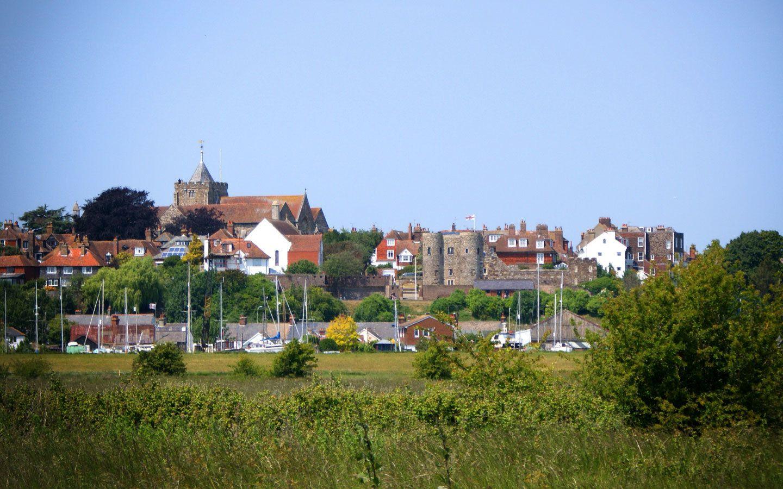 Views on a weekend break in Rye, East Sussex