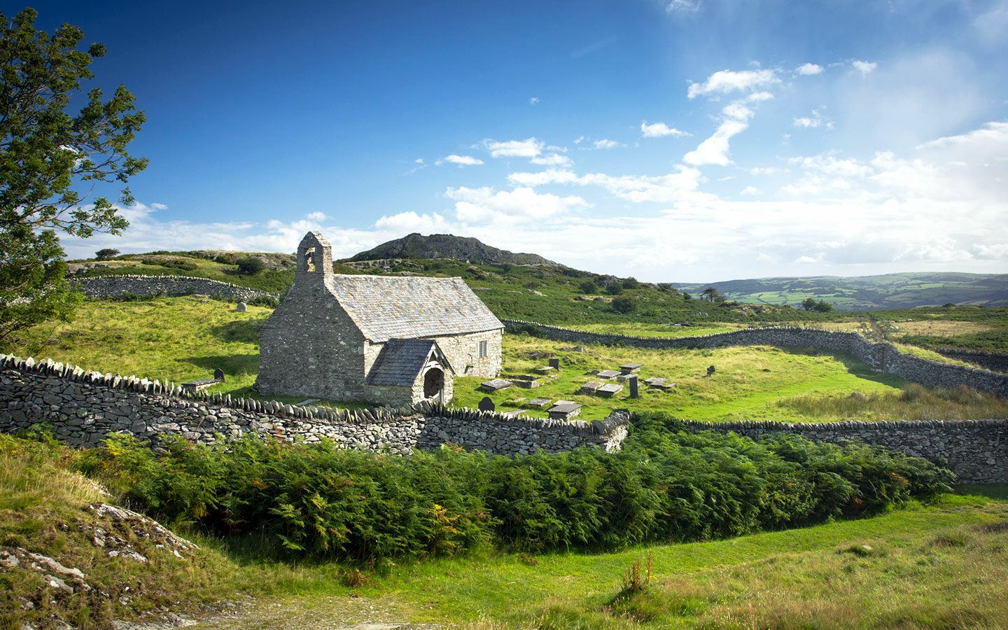 12 unusual travel experiences in Wales' sacred spots