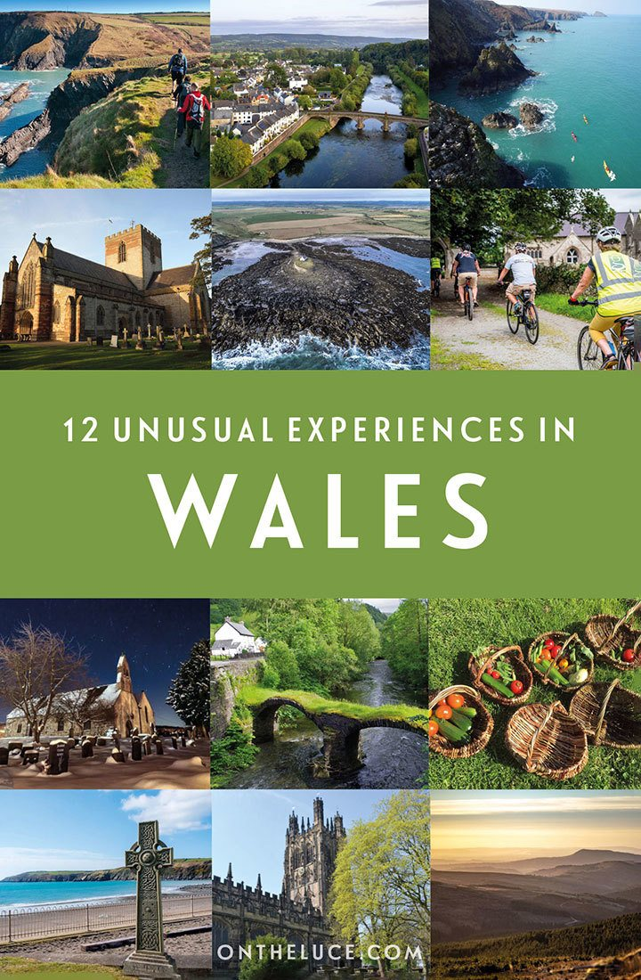 Packed with millennia of history, boasting stunning architecture, fascinating mythology and located in some of the most scenic spots, you don't have to be religious to appreciate the heritage and beauty of Wales' churches. Explore a new side to Wales with Explore Churches travel experiences in Wales sacred spots | Things to do in Wales | Wales day trips | Wales churches