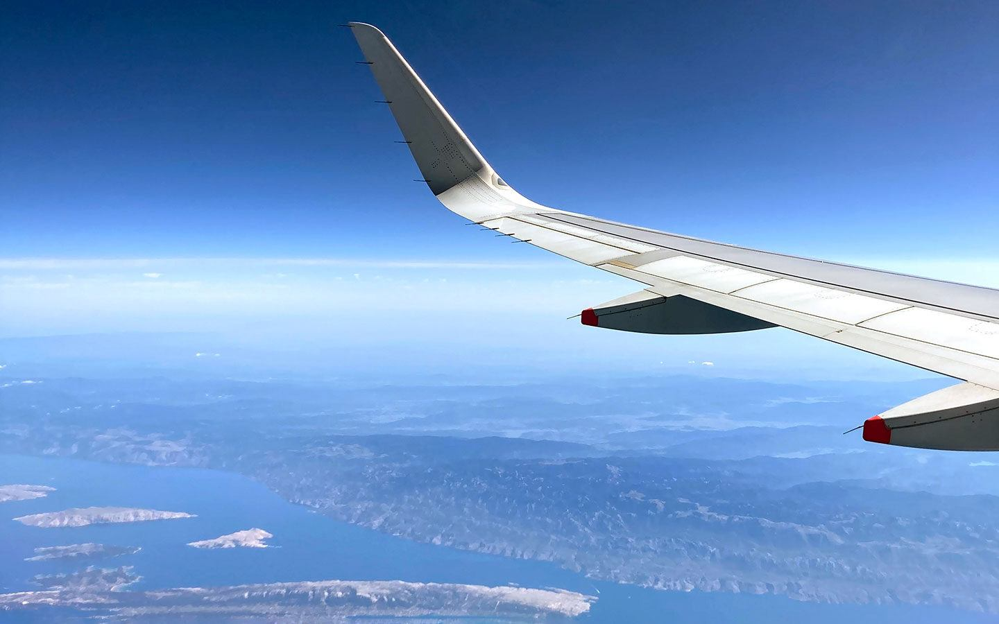 Flying from the UK to Greece during the pandemic